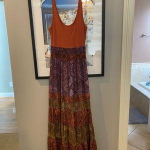Beautiful Anthropologie Maxi Dress